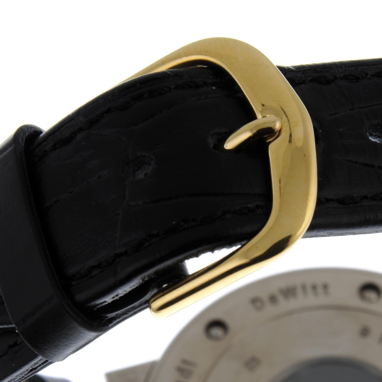 DE WITT - a Academia Silicium 'Hora Mundi' Multi Time Zone wrist watch. - Image 4 of 6