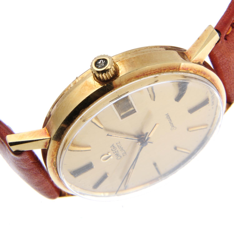 OMEGA - a Seamaster wrist watch. - Image 4 of 4