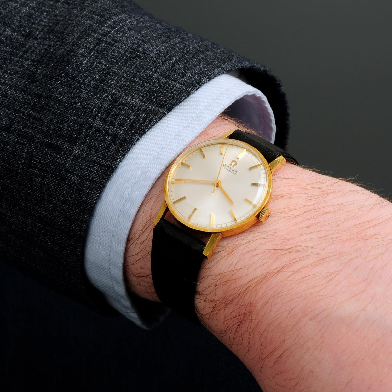 OMEGA - a wrist watch. - Image 3 of 5