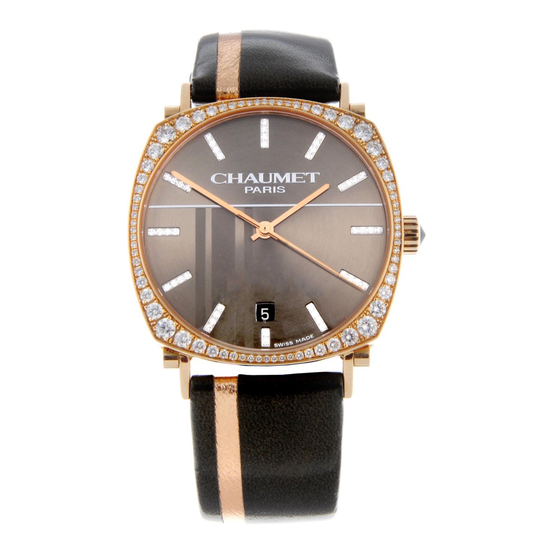 CHAUMET - a Miss Dandy wrist watch.