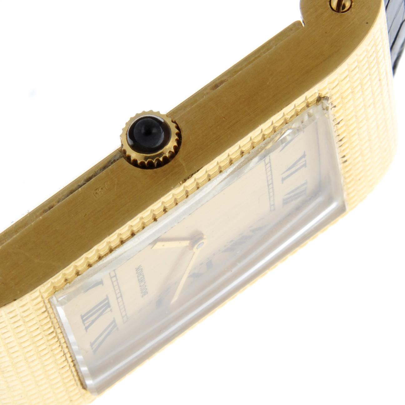 BOUCHERON - a Reflet wrist watch. - Image 5 of 6