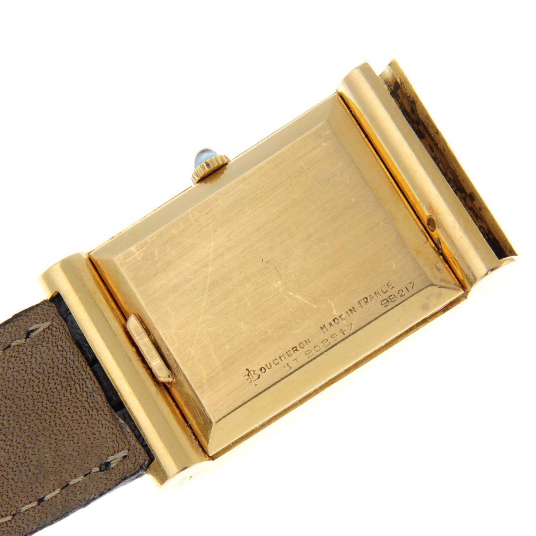 BOUCHERON - a Reflet wrist watch. - Image 6 of 6