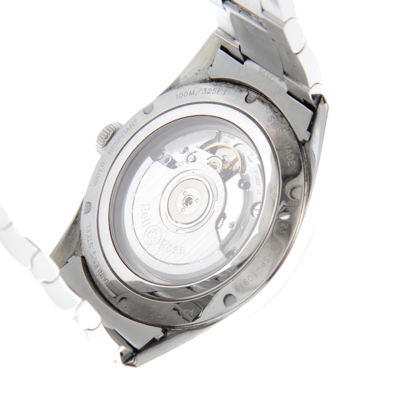 BELL & ROSS - a Vintage braceletwatch. - Image 6 of 6