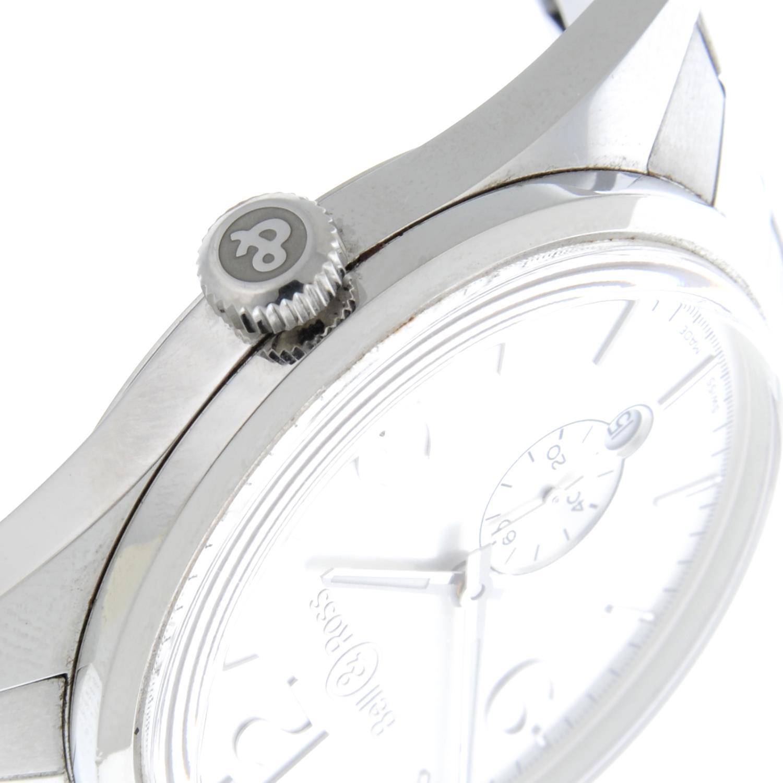 BELL & ROSS - a Vintage braceletwatch. - Image 5 of 6