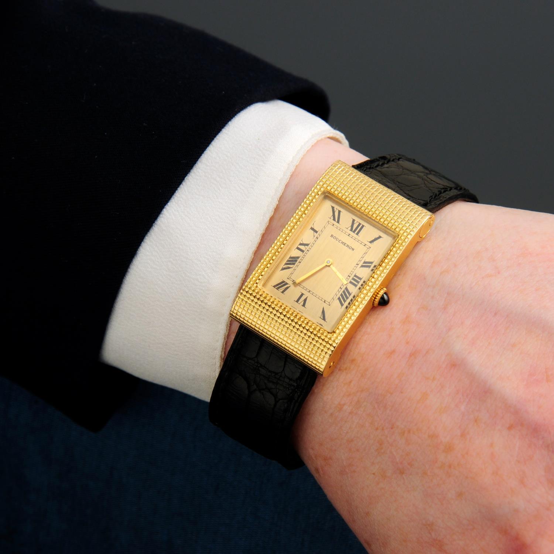 BOUCHERON - a Reflet wrist watch. - Image 3 of 6