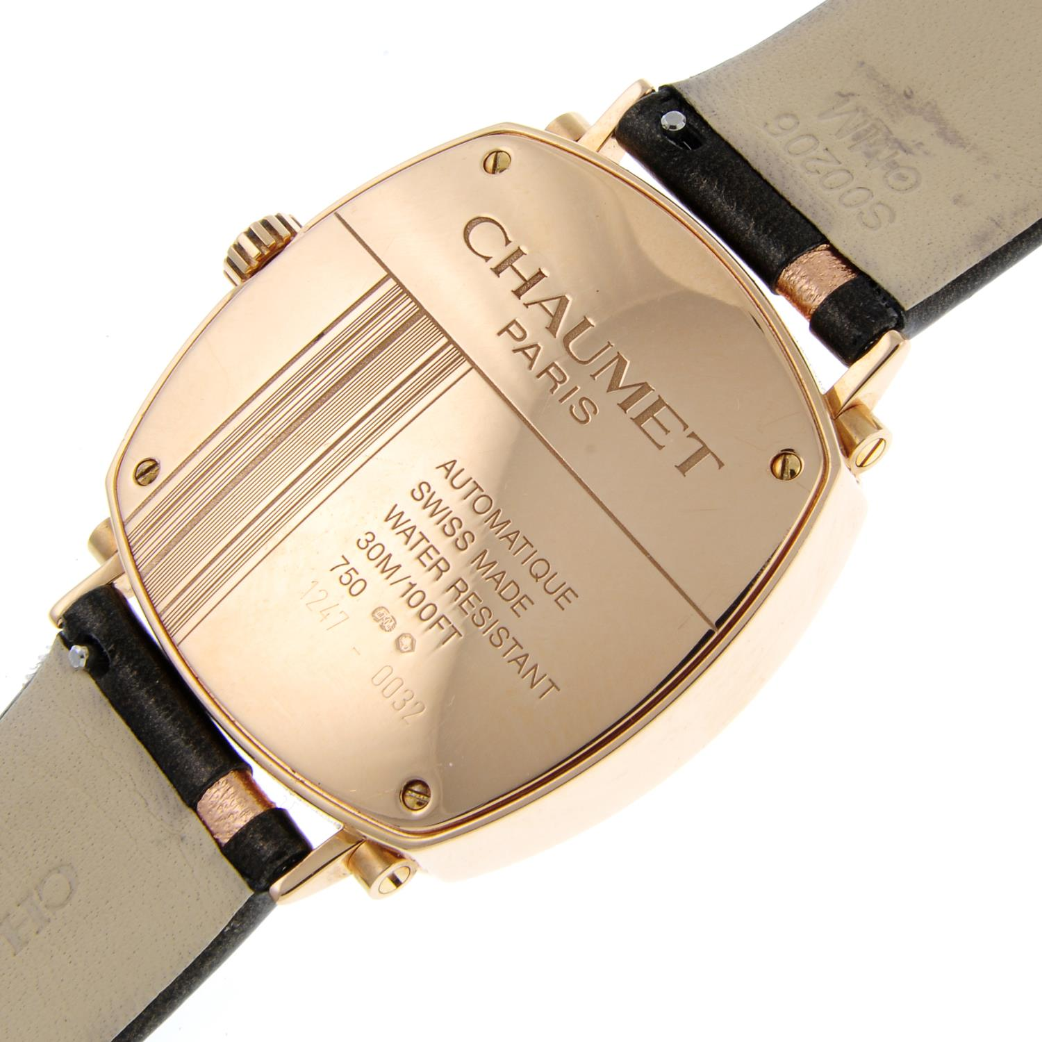 CHAUMET - a Miss Dandy wrist watch. - Image 5 of 5