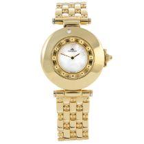 JAEGER-LECOULTRE - a Carnet De Rendez Vous bracelet watch.