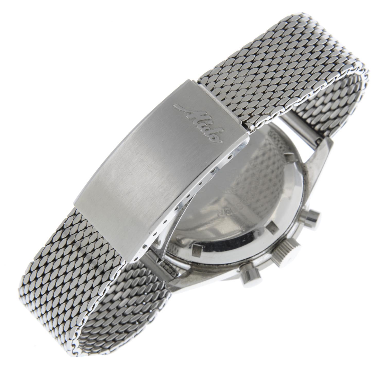 OMEGA - a Speedmaster 'Ed White' chronograph bracelet watch. - Image 2 of 5