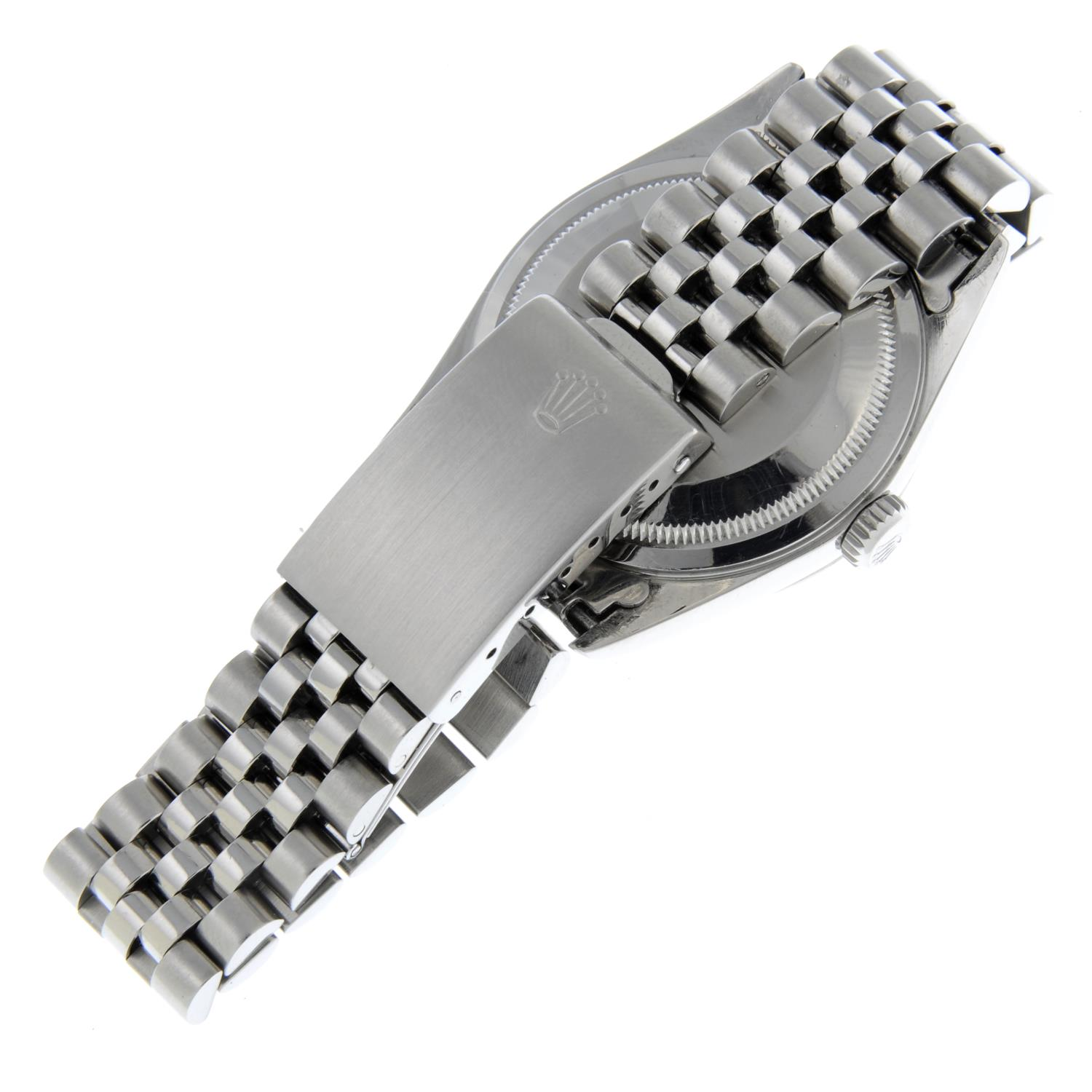 ROLEX - an Oyster Perpetual Datejust bracelet watch. - Image 2 of 6