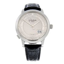 GLASHÜTTE ORIGINAL - a wrist watch.