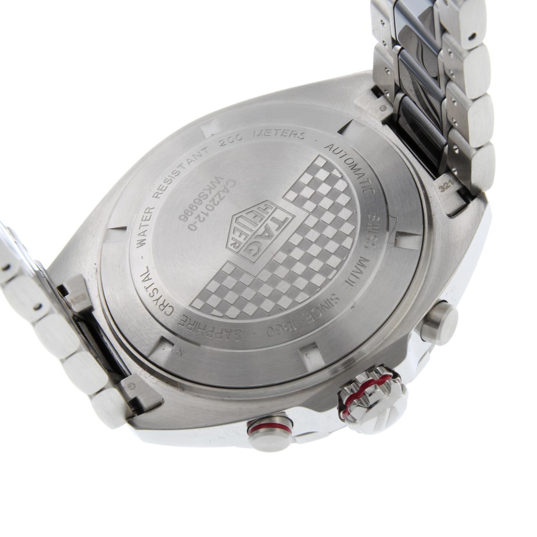 TAG HEUER - a Formula 1 chronographbracelet watch. - Image 4 of 4