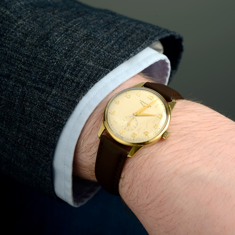 LONGINES - a wrist watch. - Image 3 of 5