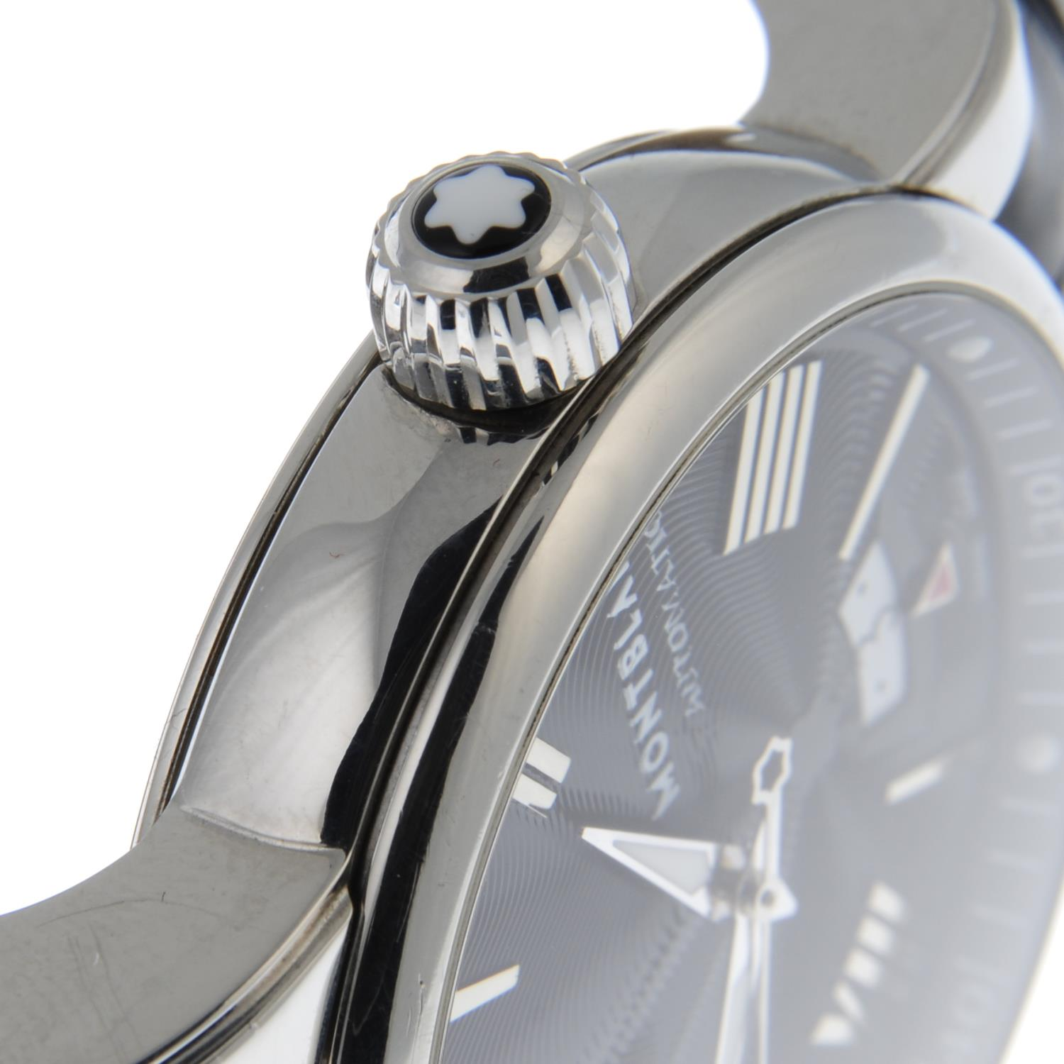 MONTBLANC - a Star wrist watch. - Image 5 of 5