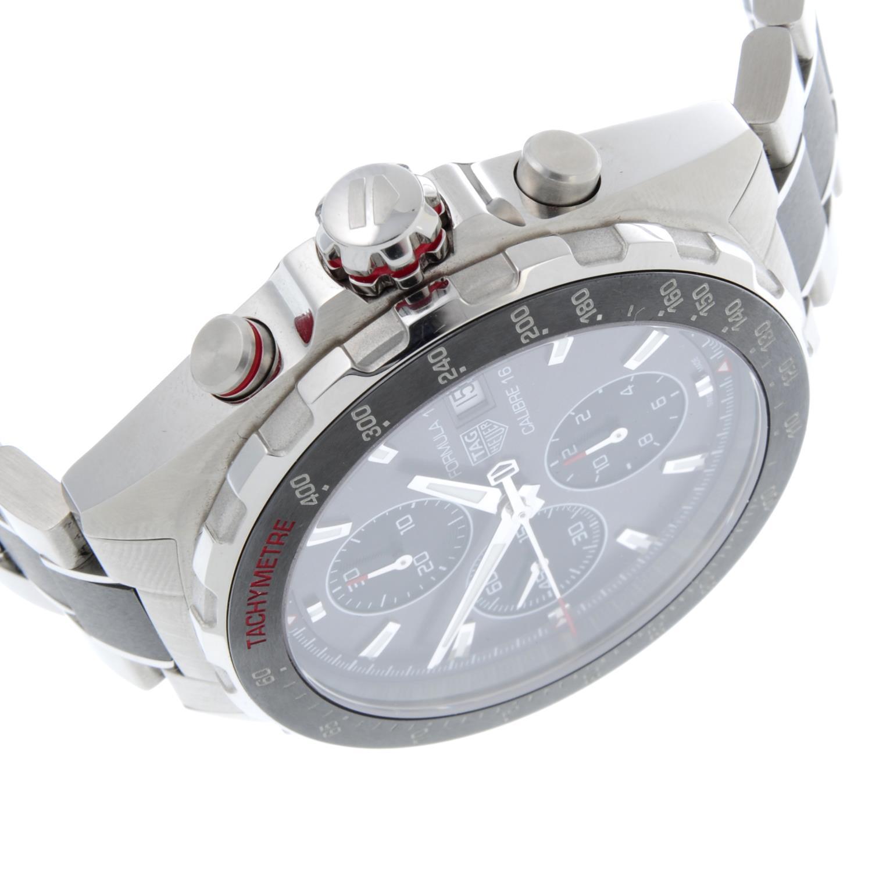 TAG HEUER - a Formula 1 chronographbracelet watch. - Image 3 of 4