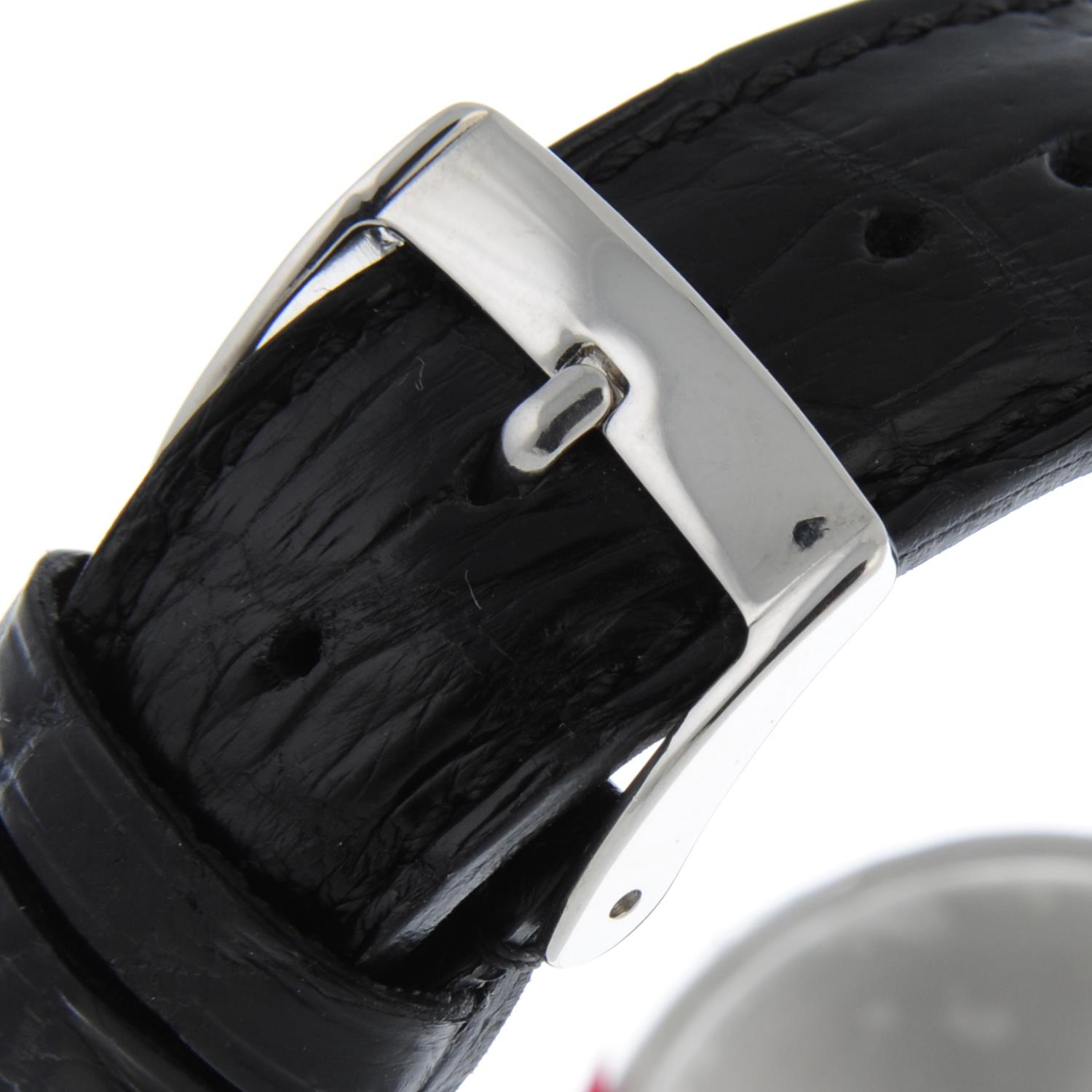 OMEGA - a Scarab wrist watch. - Image 2 of 5