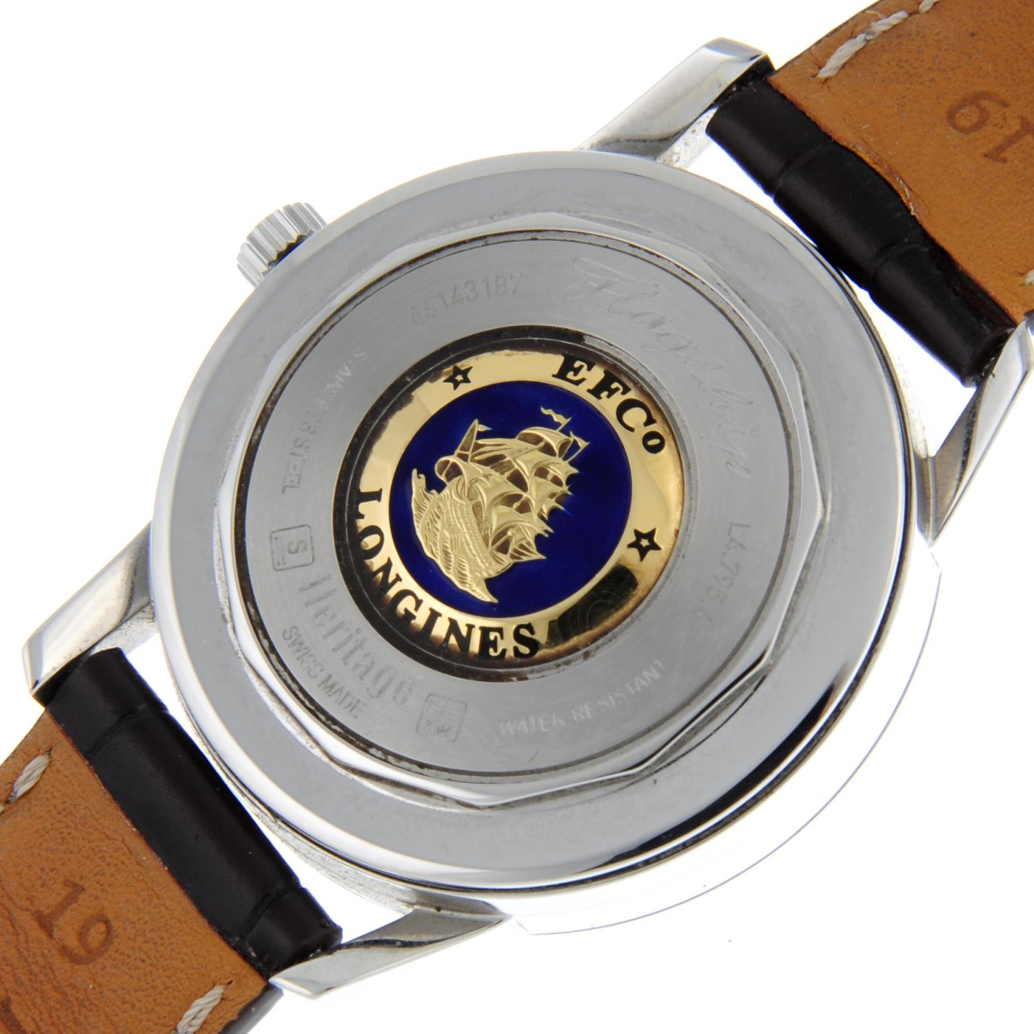 LONGINES - a Flagship wrist watch. - Image 6 of 6