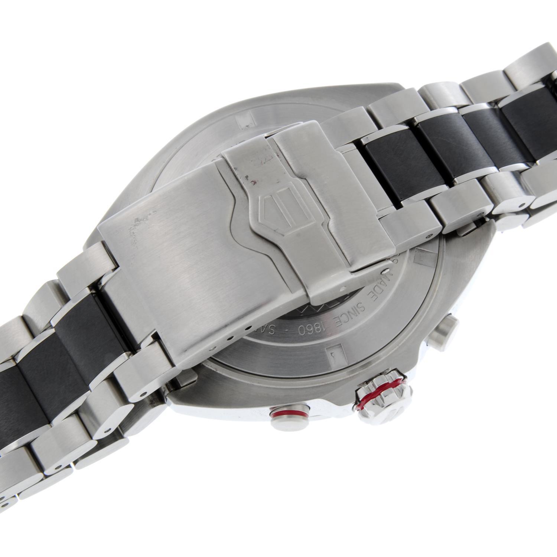 TAG HEUER - a Formula 1 chronographbracelet watch. - Image 2 of 4