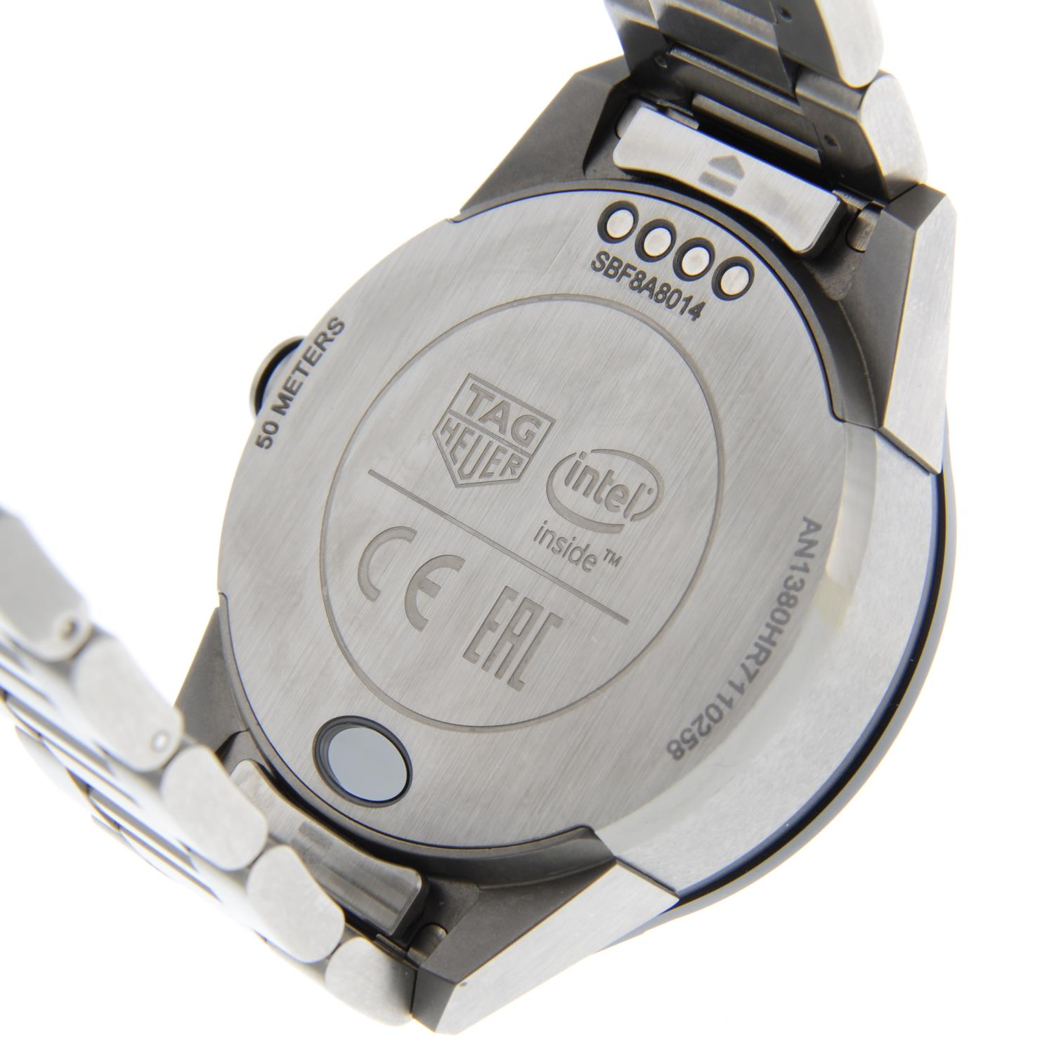 TAG HEUER - a Connected bracelet watch. - Image 6 of 6