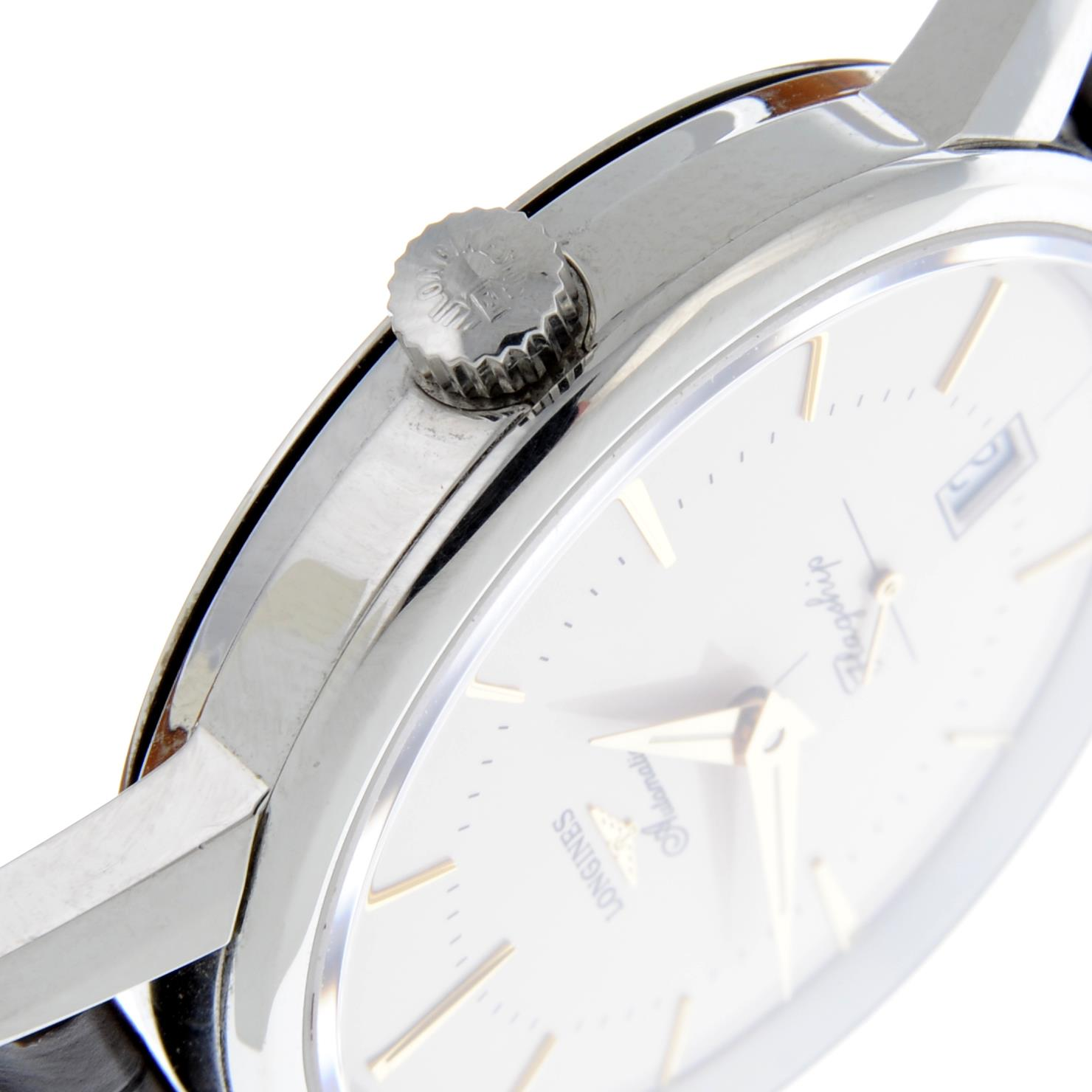 LONGINES - a Flagship wrist watch. - Image 5 of 6