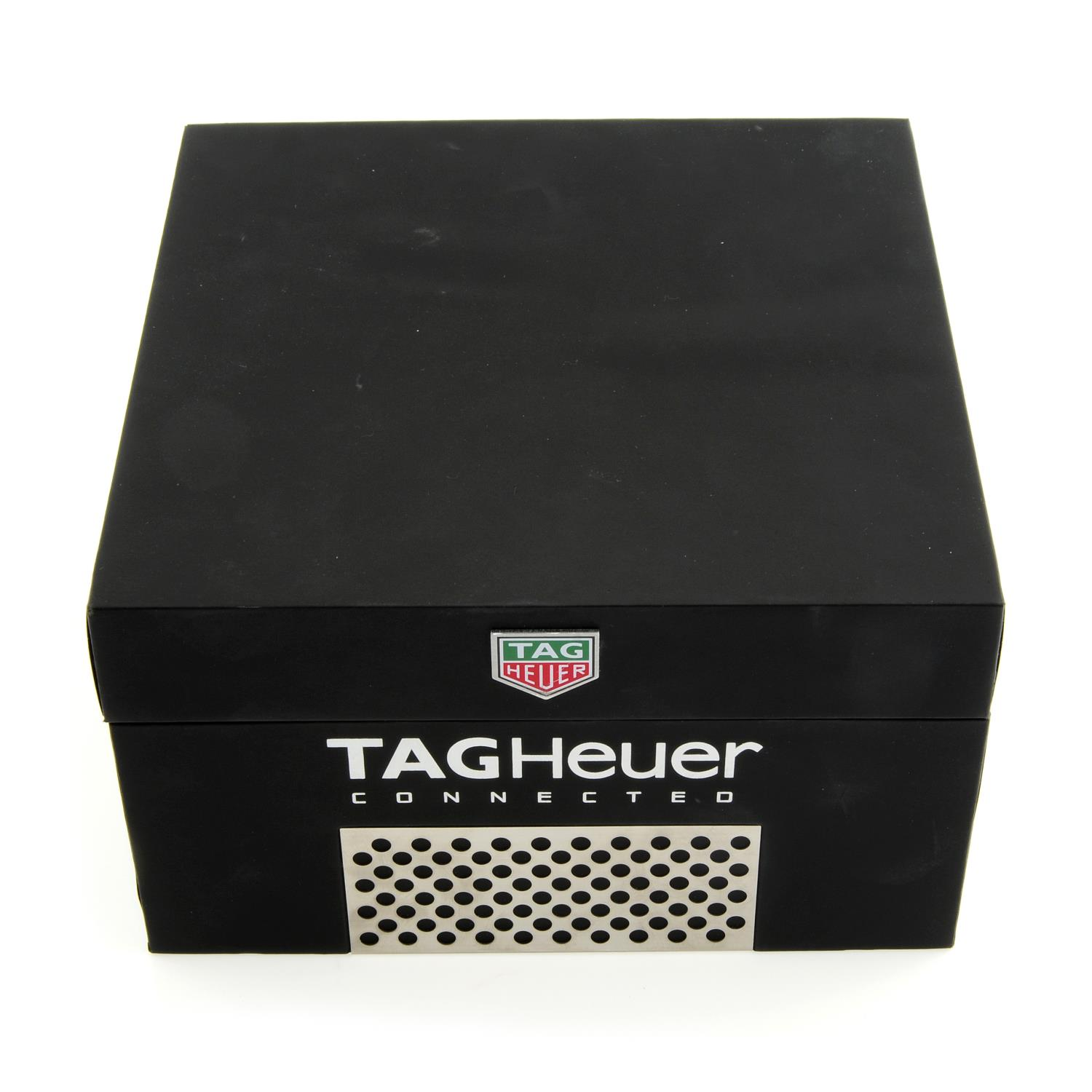 TAG HEUER - a Connected bracelet watch. - Image 4 of 6