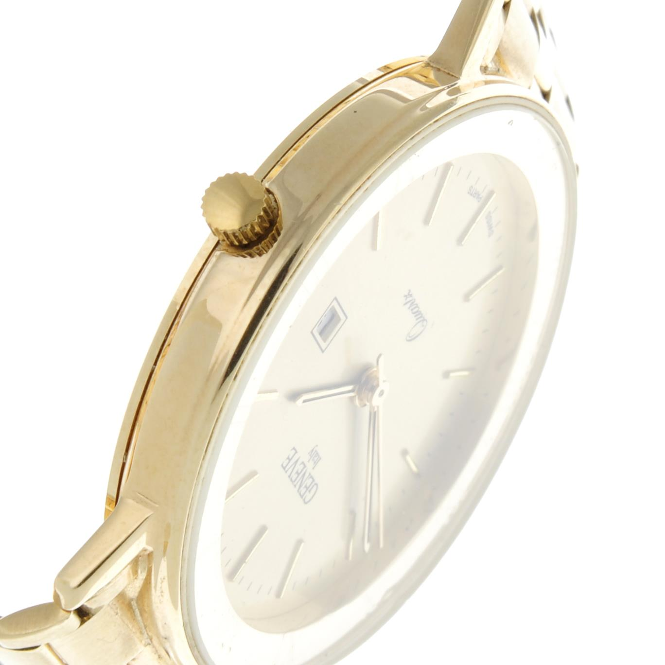 GENEVE - a bracelet watch. - Image 4 of 5