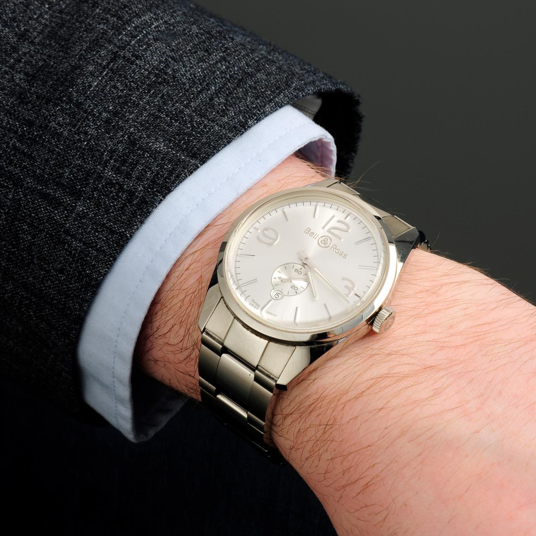 BELL & ROSS - a Vintage braceletwatch. - Image 3 of 6