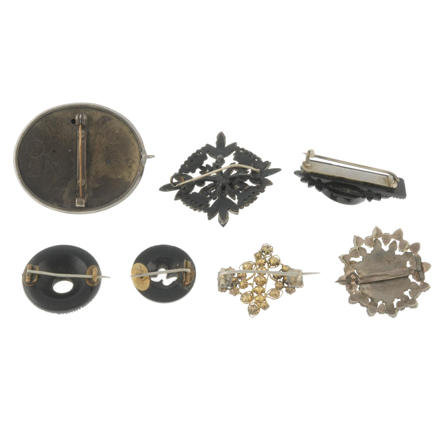 A selection of Victorian and later jewellery, - Image 3 of 3