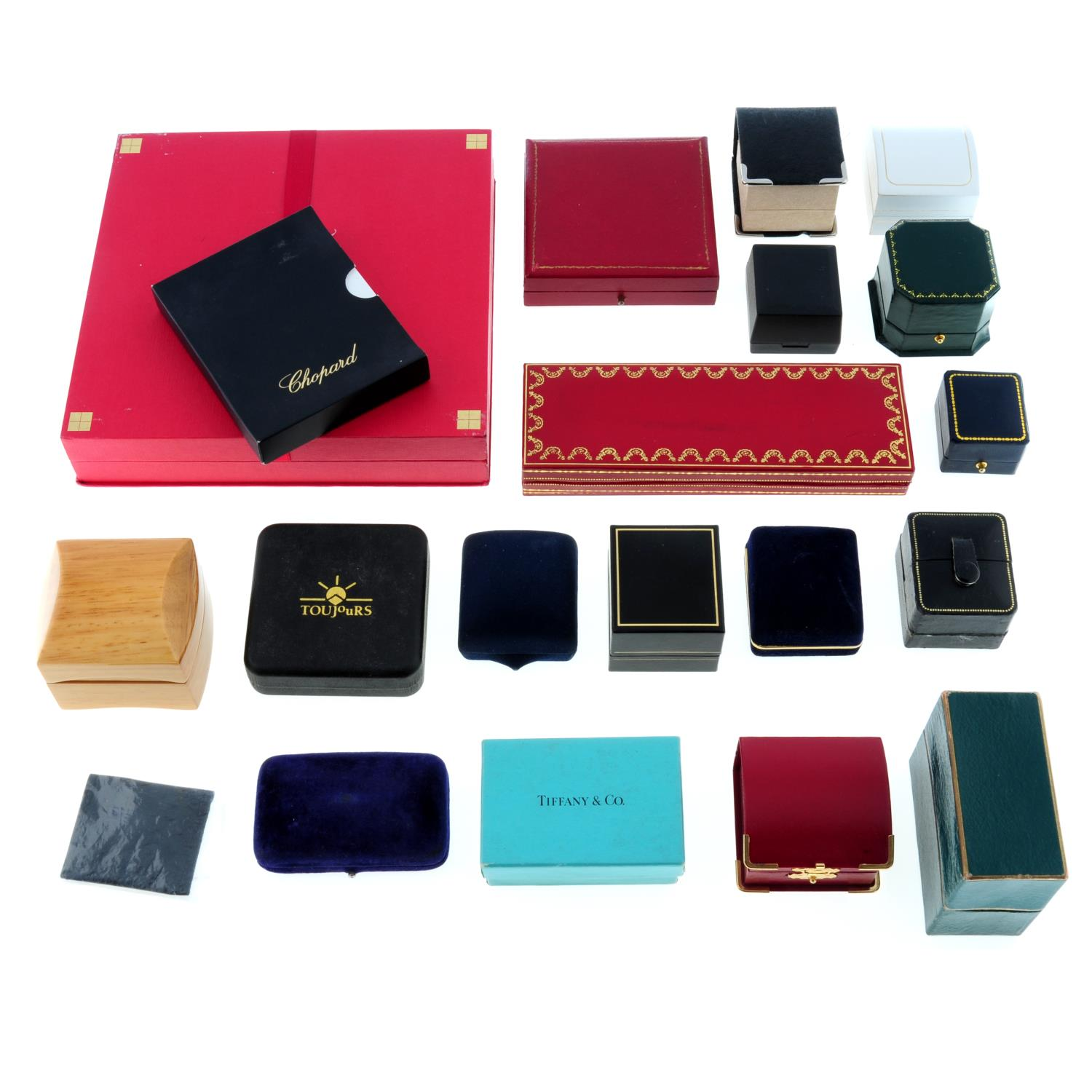 A selection of jewellery boxes. - Image 4 of 5