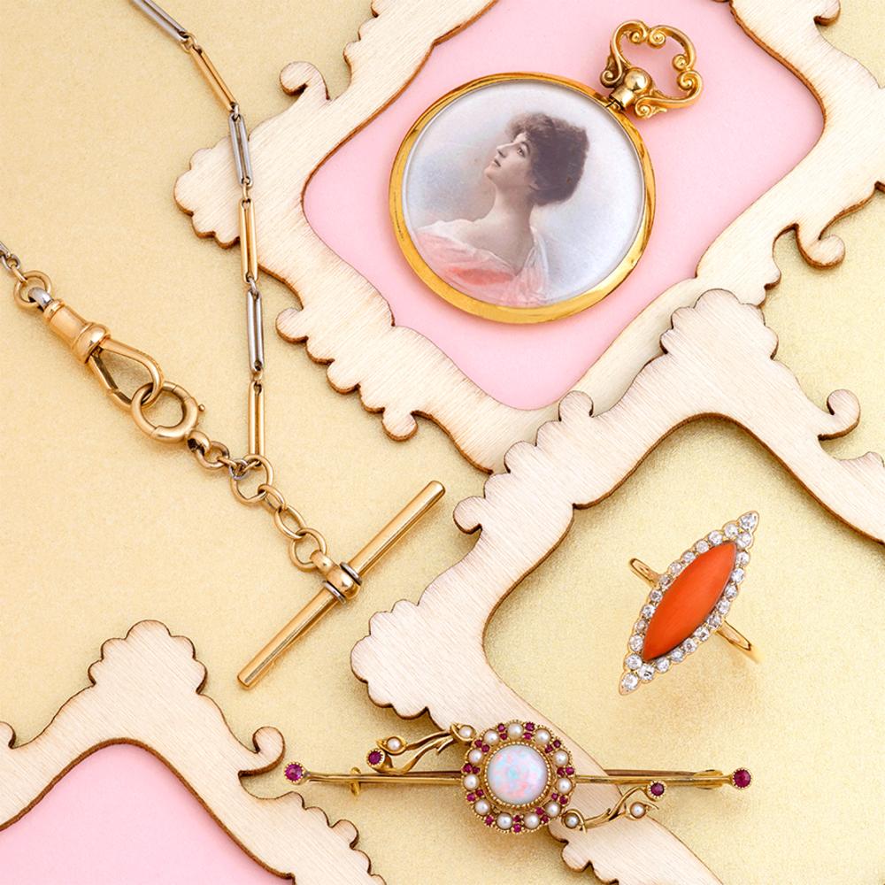 Online Jewellery Day One