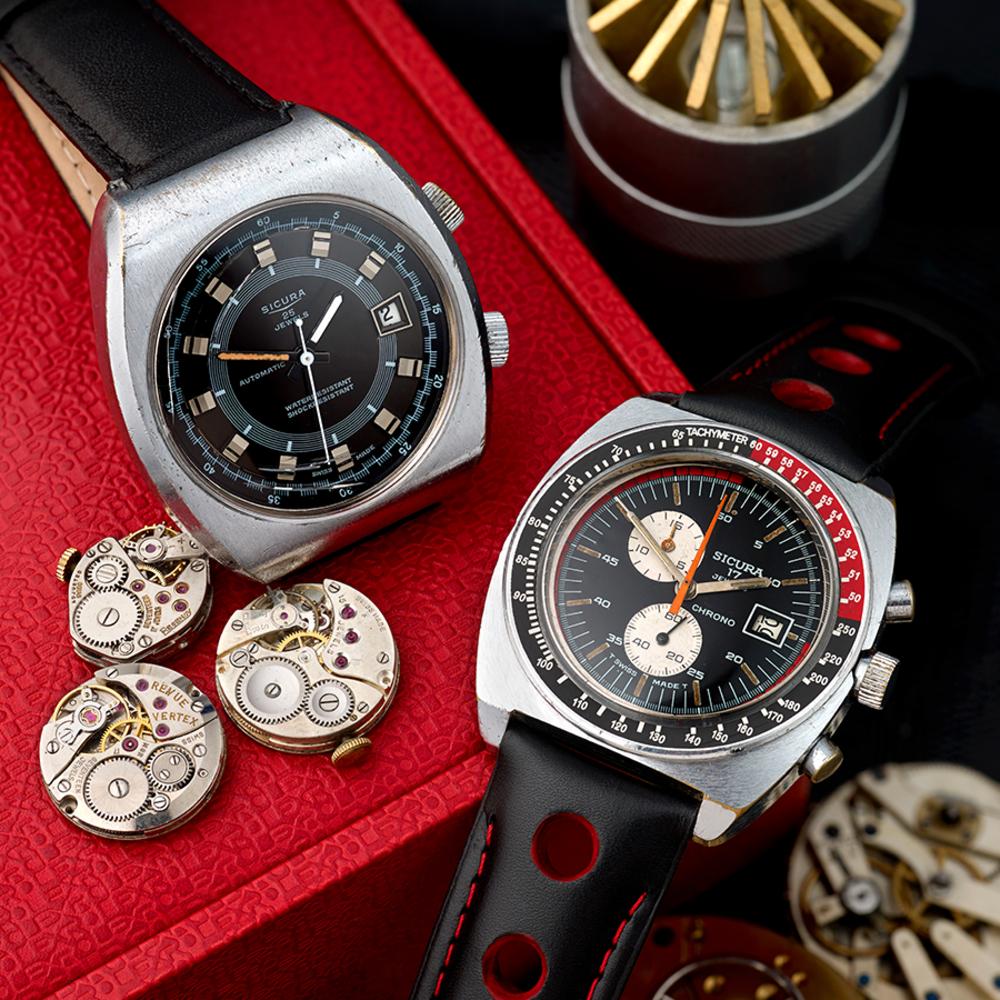 Watches & Watch Accessories