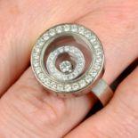 A diamond 'Happy Spirit' ring,