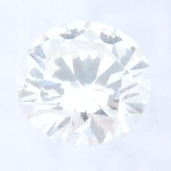 A pair of brilliant-cut diamonds,