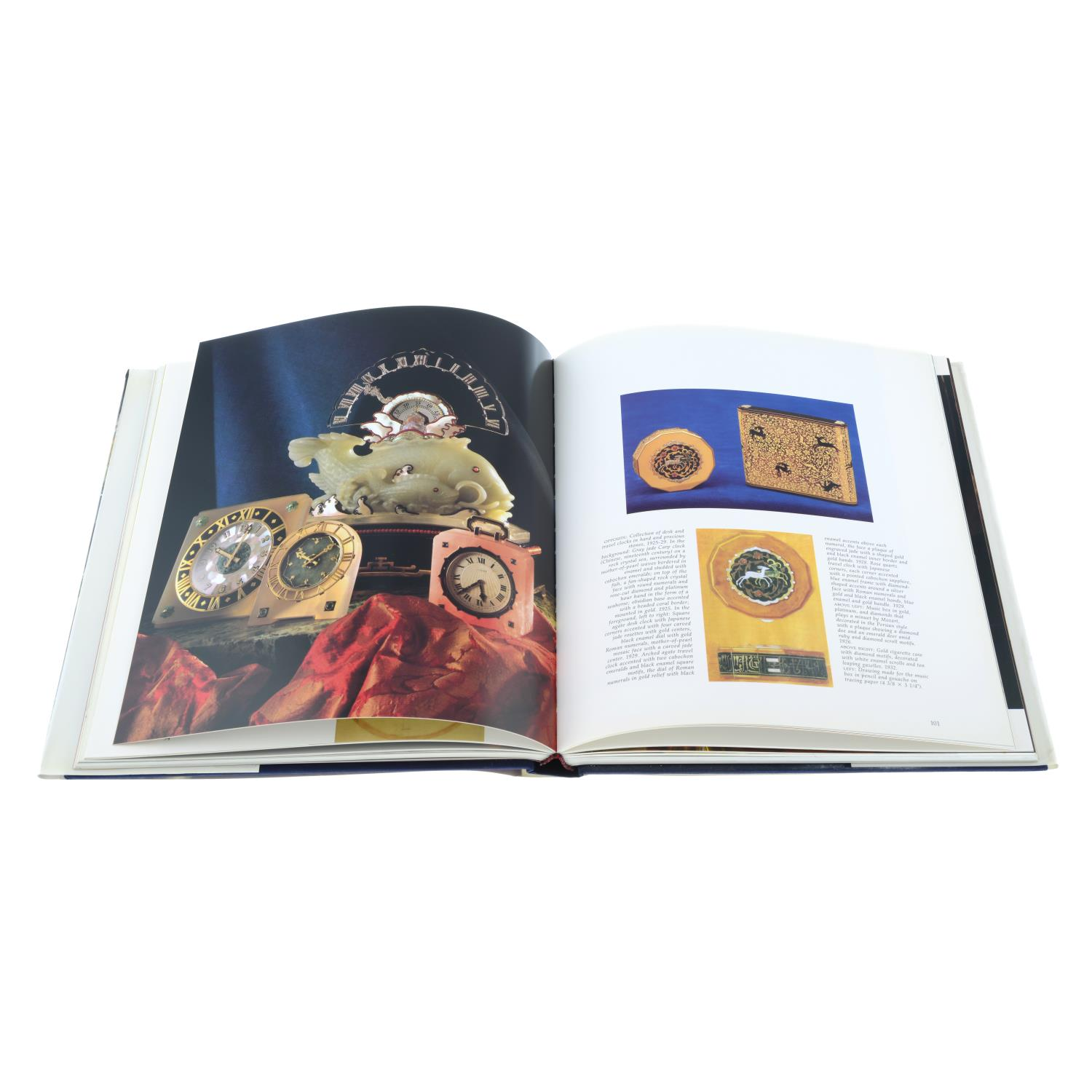 Book: 'Made by Cartier' by Cologni Mocchetti. - Image 2 of 2