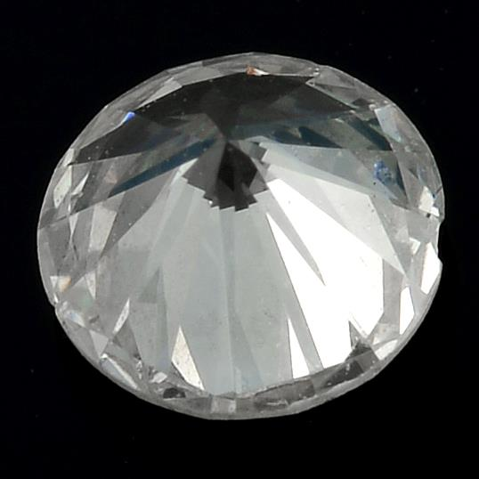 A brilliant-cut diamond, weighing 0.29ct. - Image 2 of 2