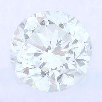 A brilliant cut diamond, weighing 0.31ct.
