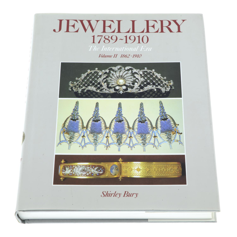 Book: 'Jewellery, volume II, 1862-1910' by Shirley Bury.