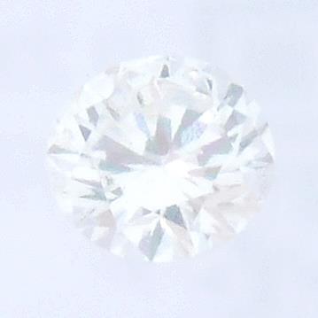A pair of brilliant-cut diamonds, - Image 2 of 6