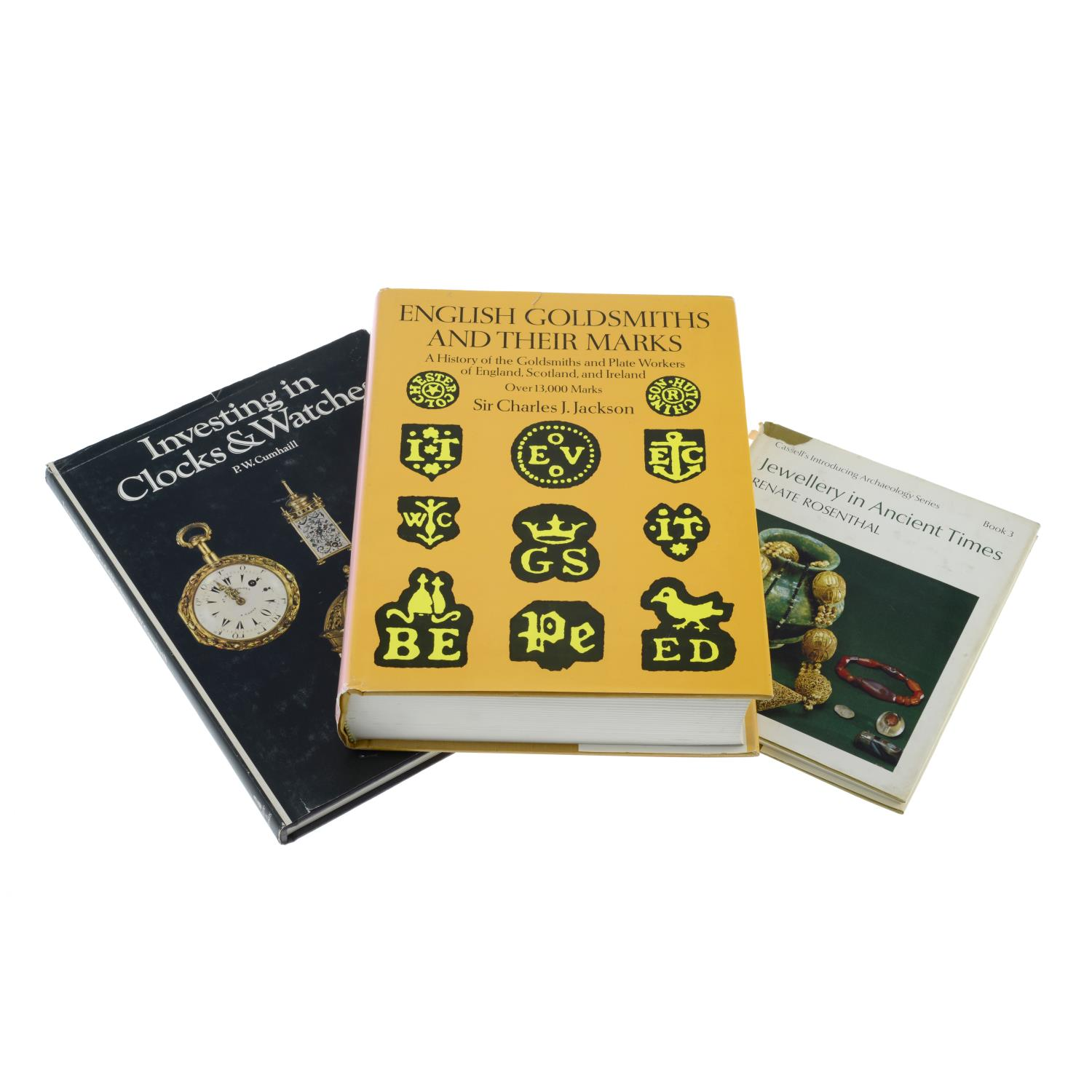Eight jewellery books:Cassell's Introducing Archaeology Series. - Image 3 of 5