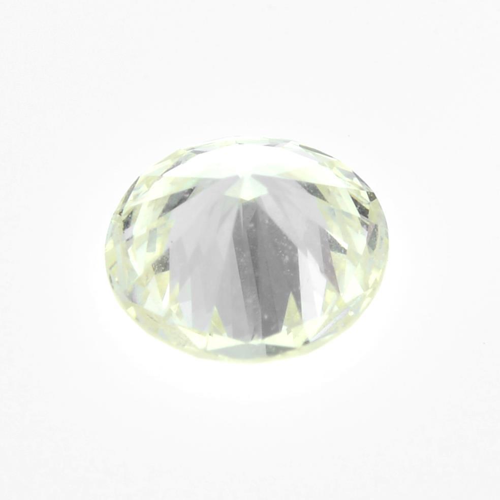 A brilliant-cut diamond, - Image 2 of 2
