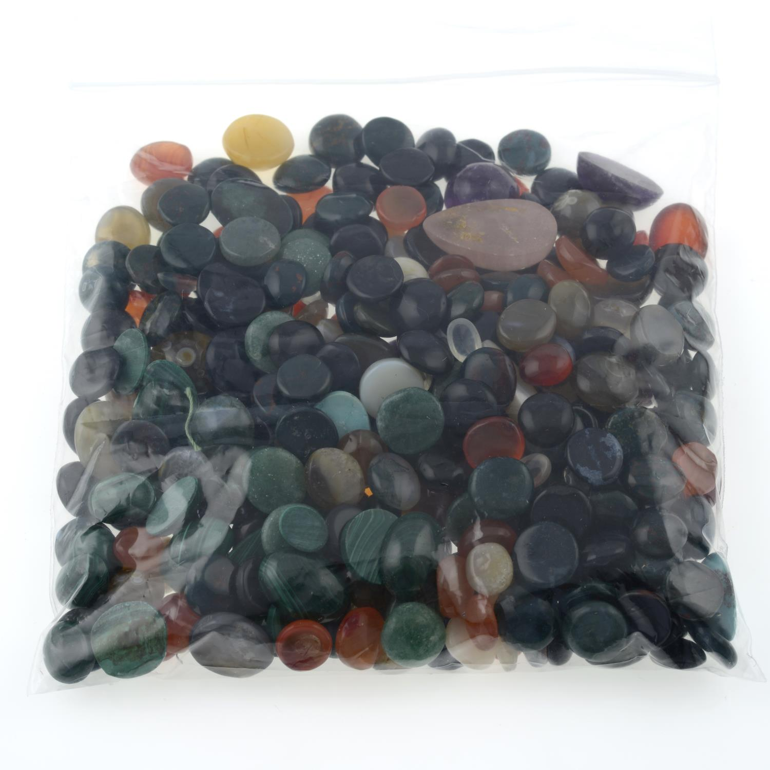 A selection of gemstones, - Image 2 of 2