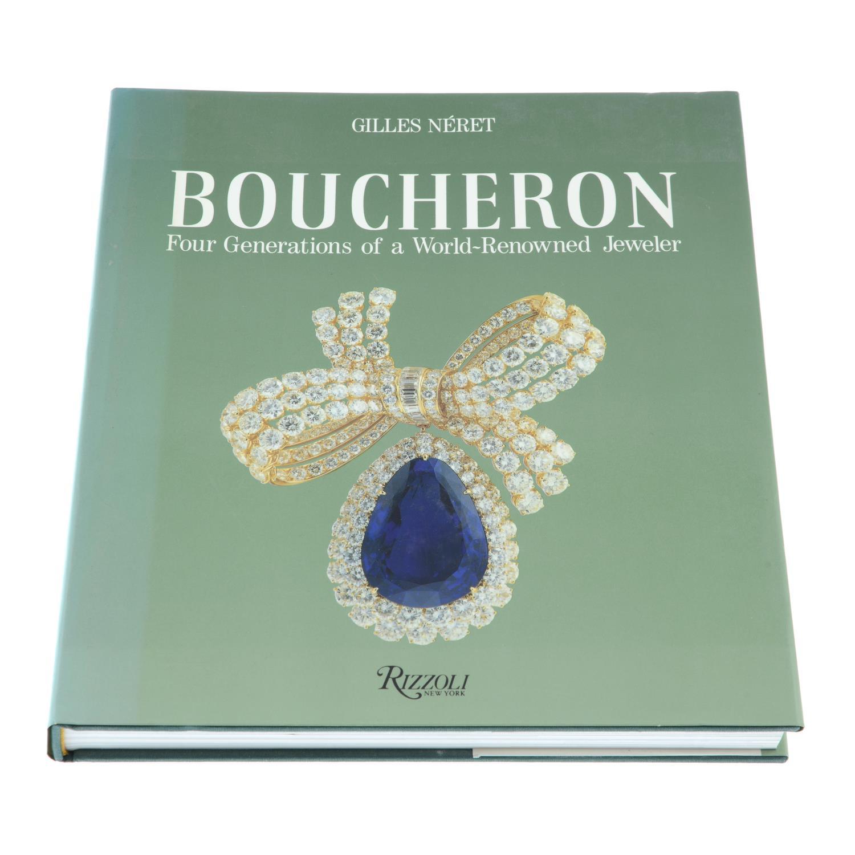 Book: 'Boucheron' by Gilles Neret.