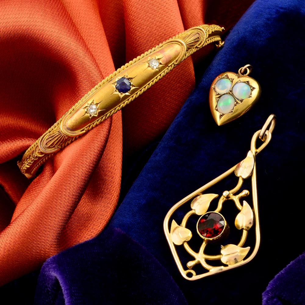 Online Jewellery | Day One