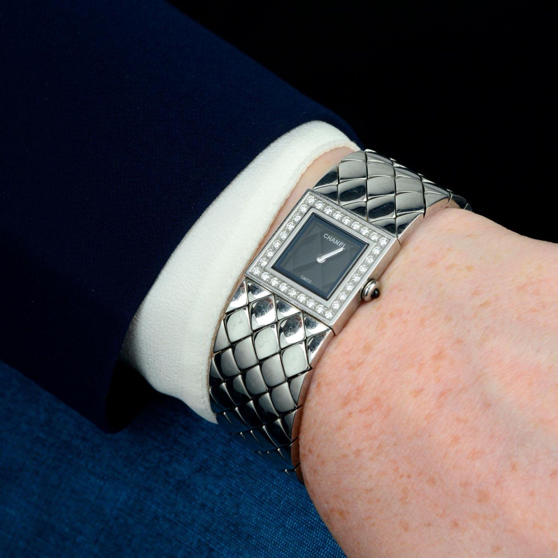 CHANEL - an Acier Etanche bracelet watch. - Bild 3 aus 5