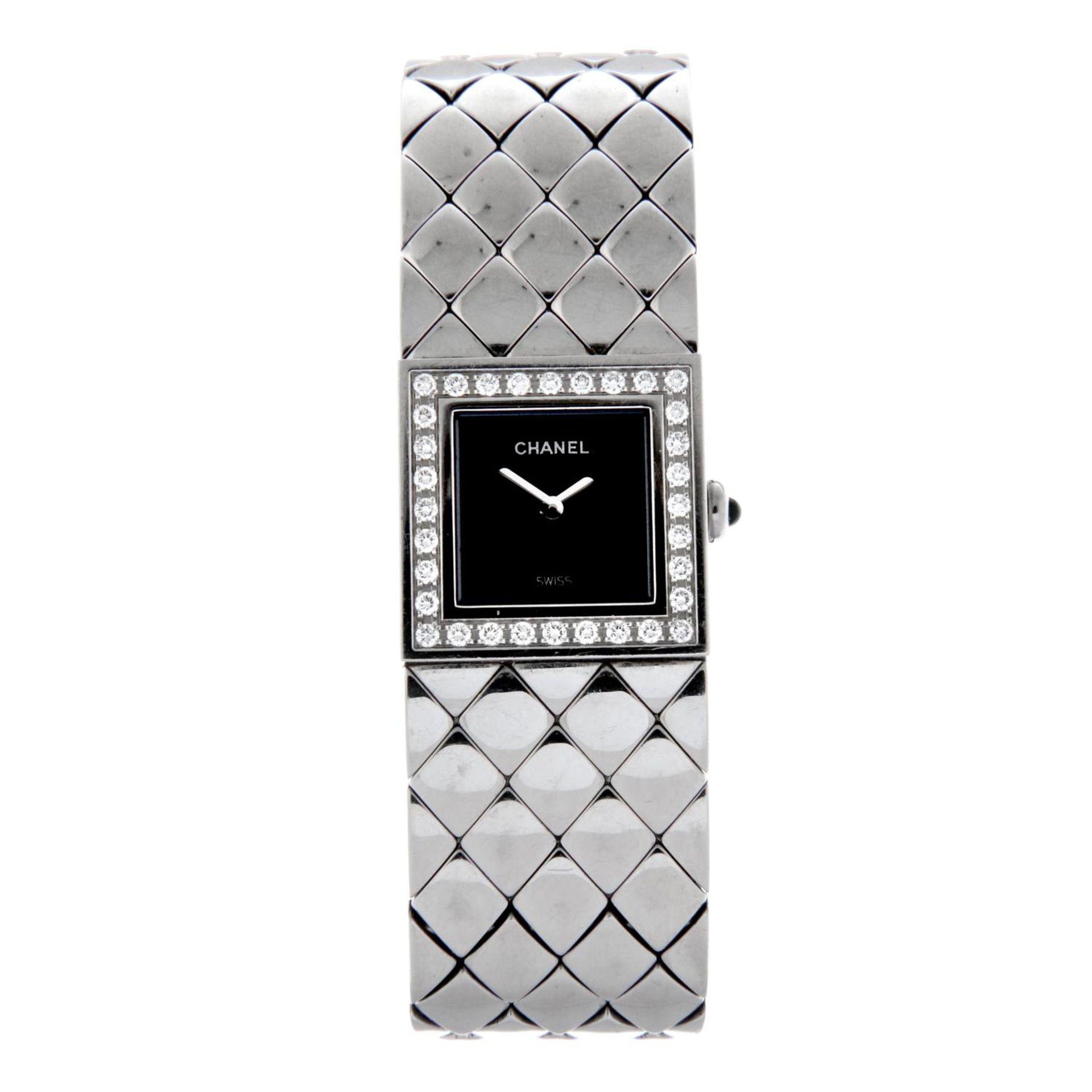 CHANEL - an Acier Etanche bracelet watch.