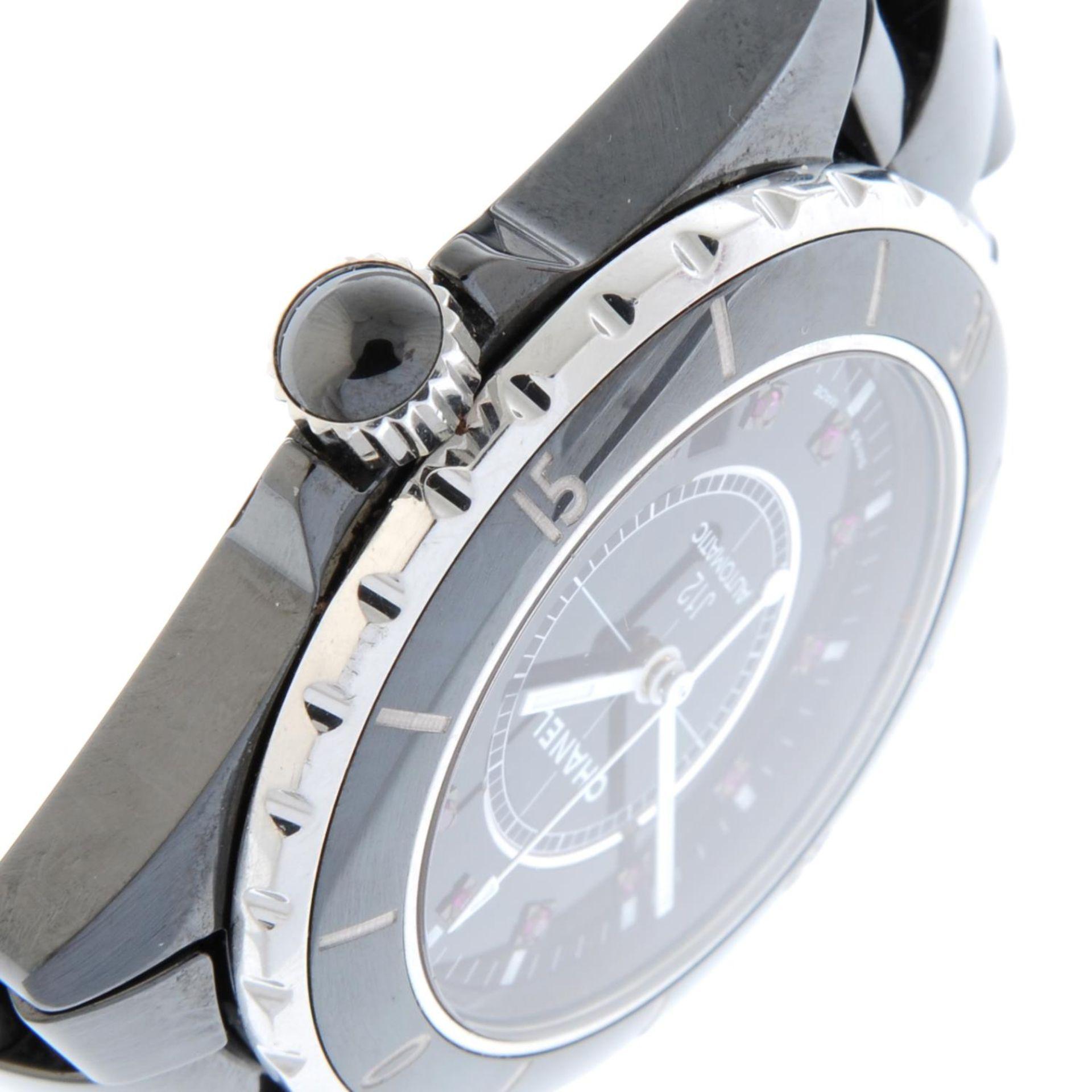 CHANEL - a J12 bracelet watch. - Bild 4 aus 5