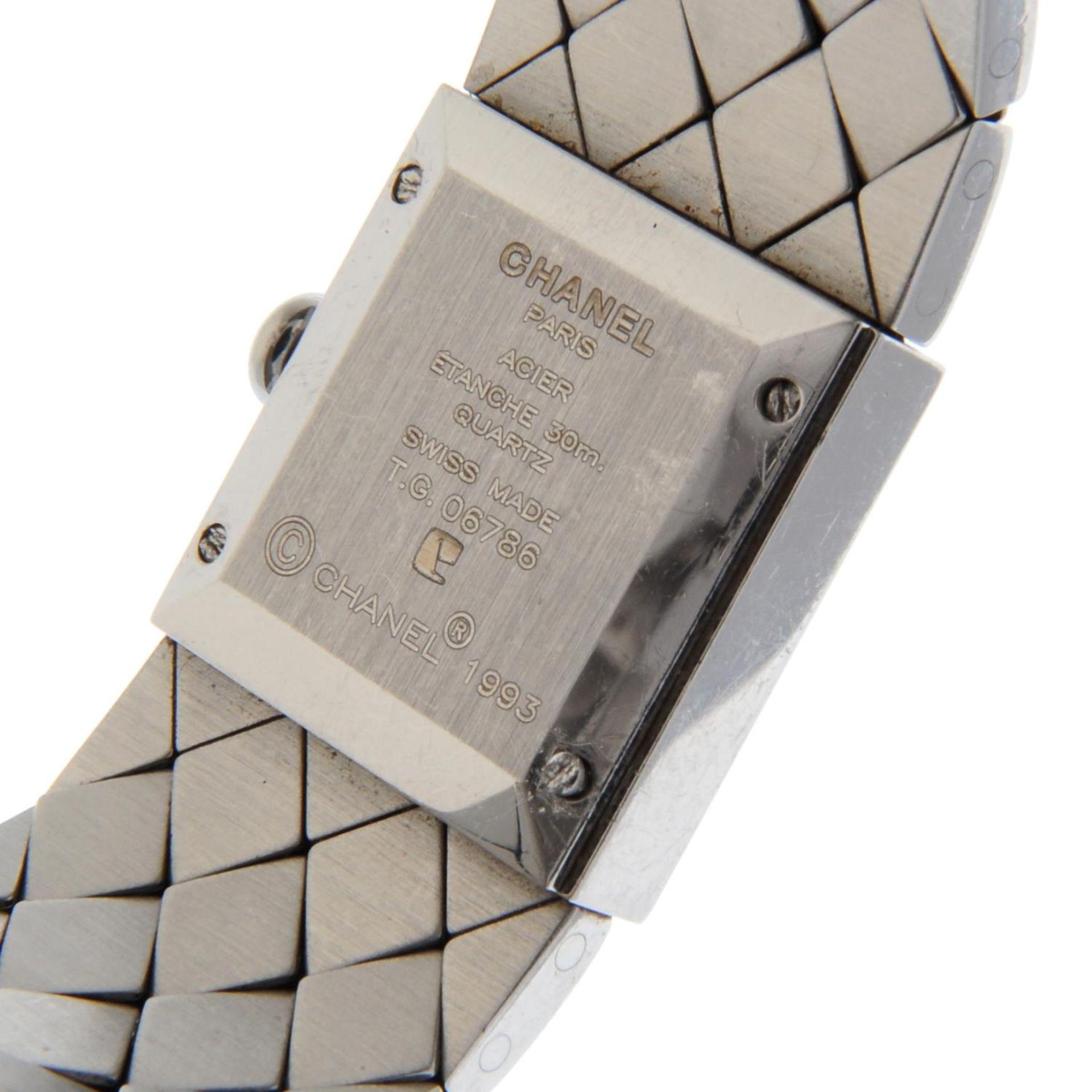 CHANEL - an Acier Etanche bracelet watch. - Bild 5 aus 5