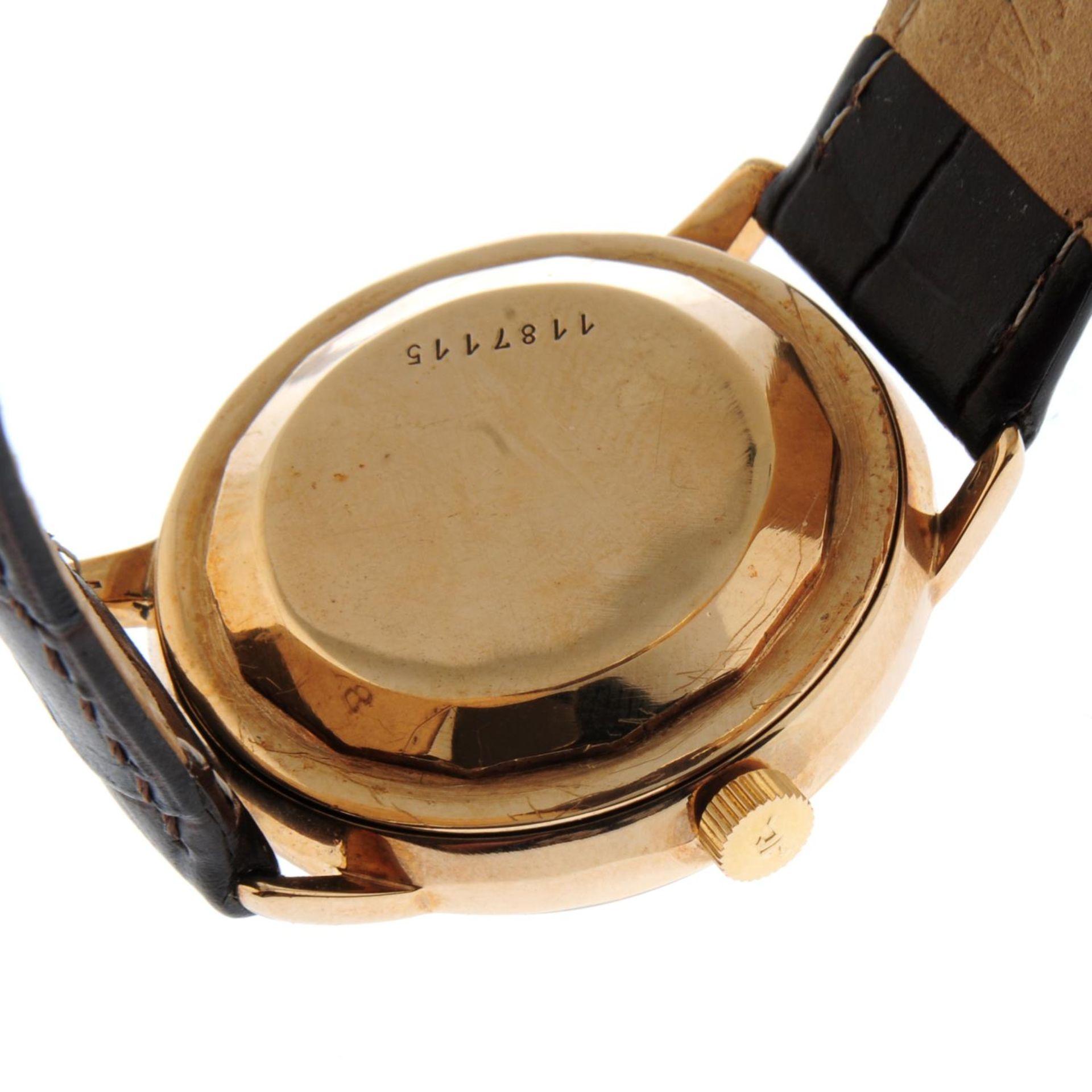 JAEGER-LECOULTRE - a wrist watch. - Bild 2 aus 5