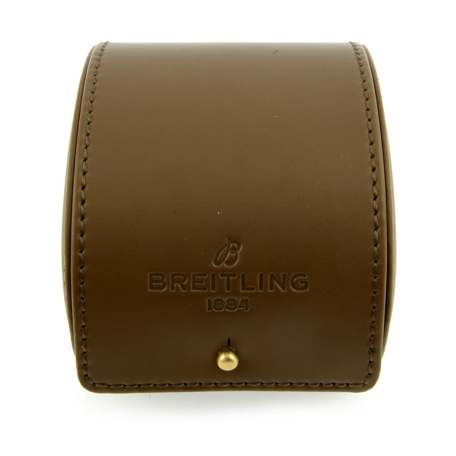 CURRENT MODEL: BREITLING - an Aviator 8 chronograph bracelet watch. - Bild 6 aus 6