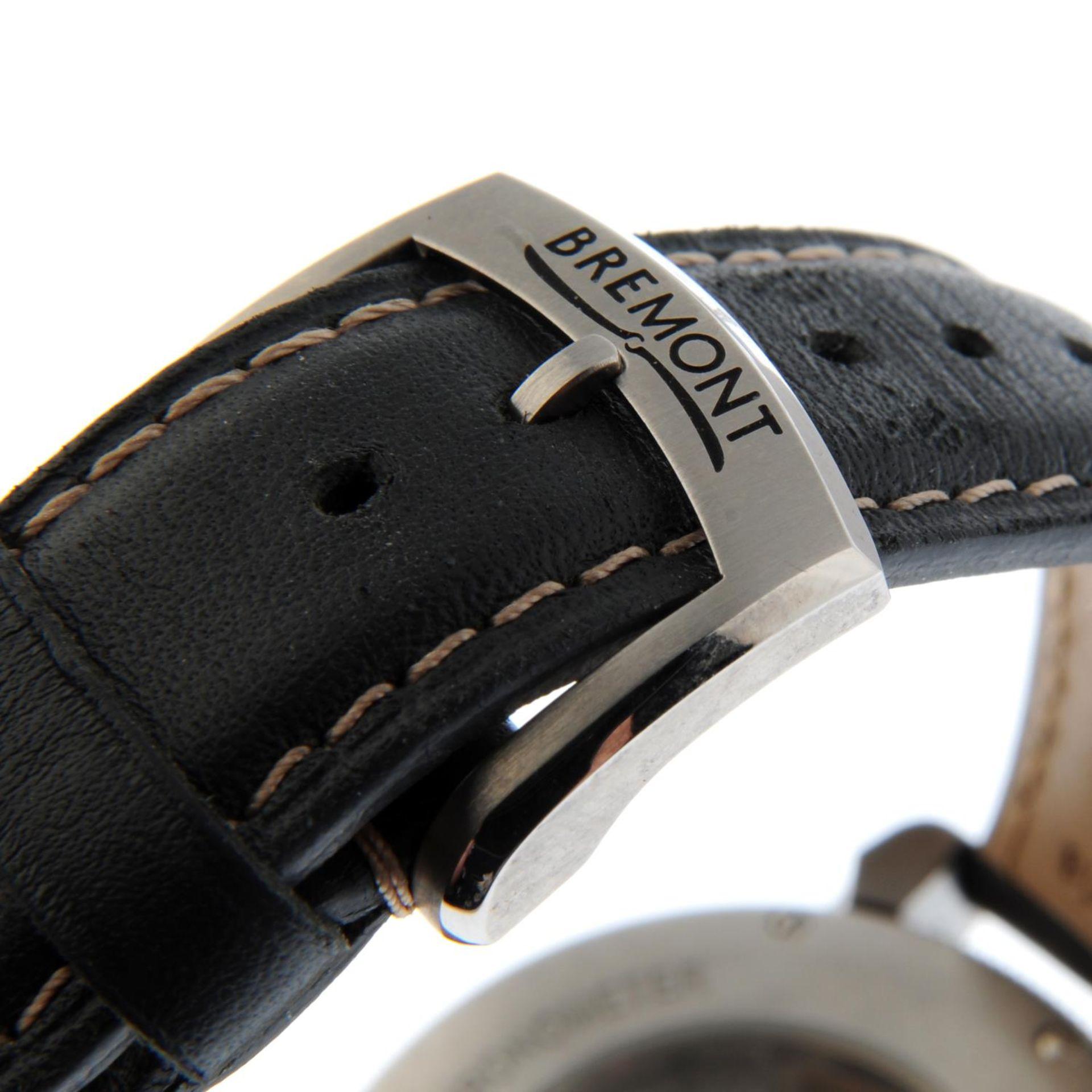 CURRENT MODEL: BREMONT - a U22 wrist watch. - Bild 4 aus 6