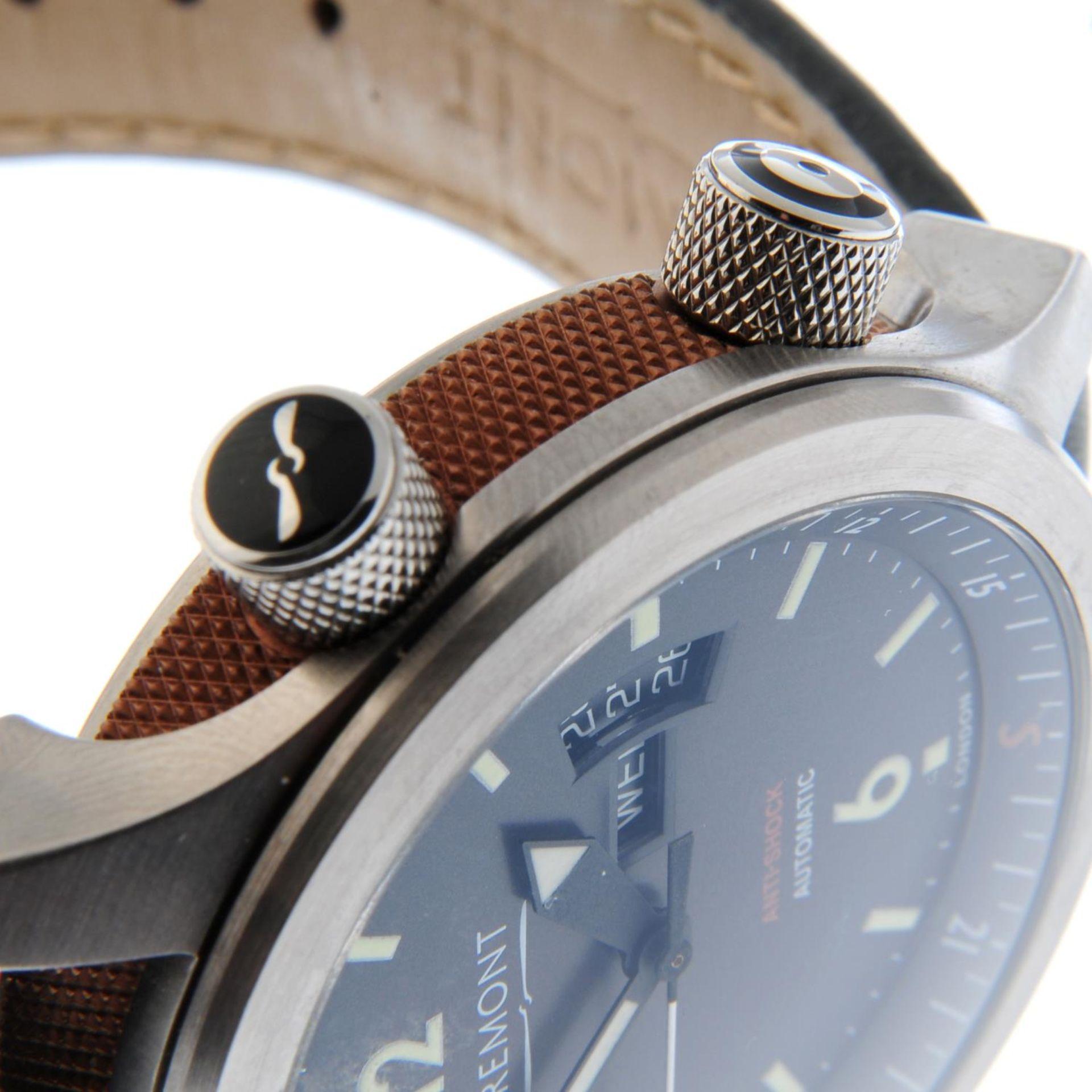 CURRENT MODEL: BREMONT - a U22 wrist watch. - Bild 5 aus 6